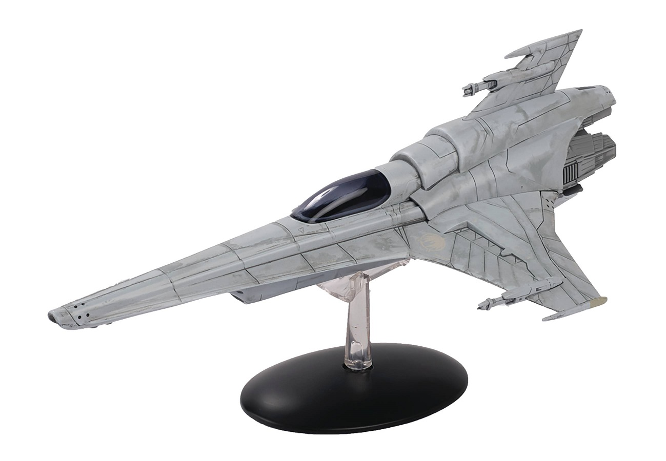 Eaglemoss Publications Battlestar Galactica Colonial