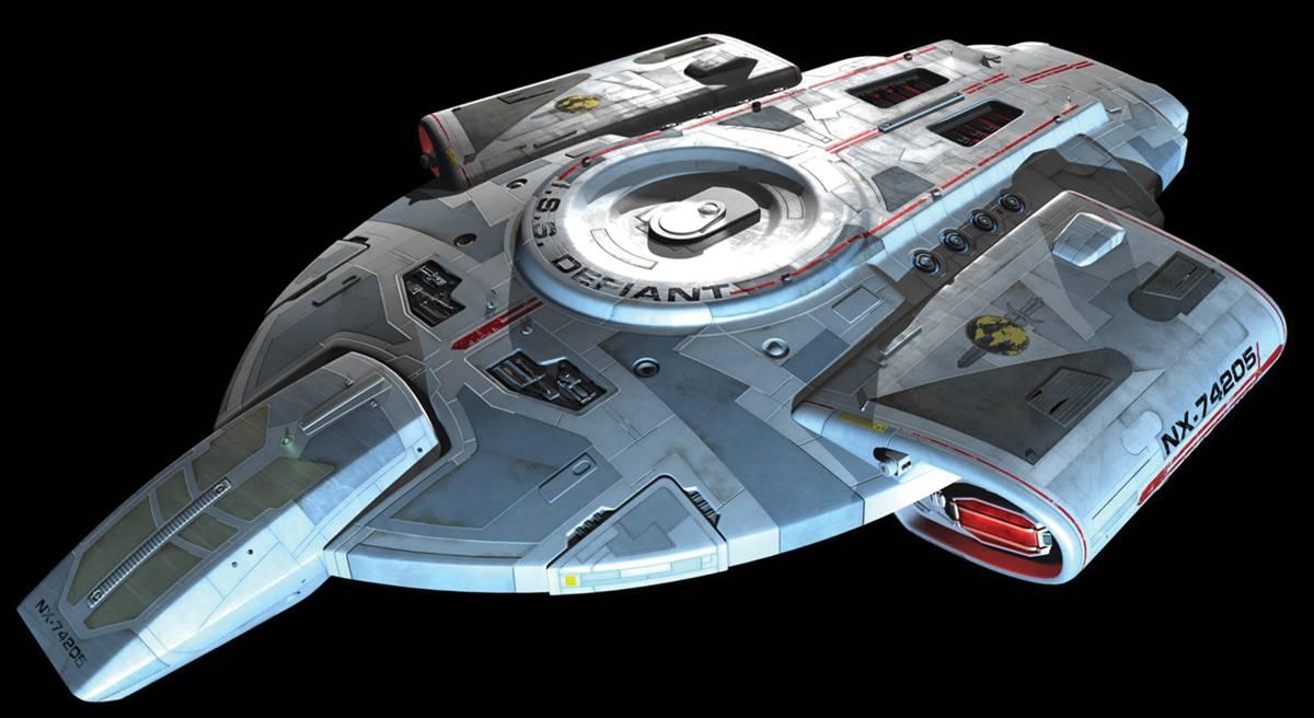 Eaglemoss Publications Star Trek Starships Mirror Mirror