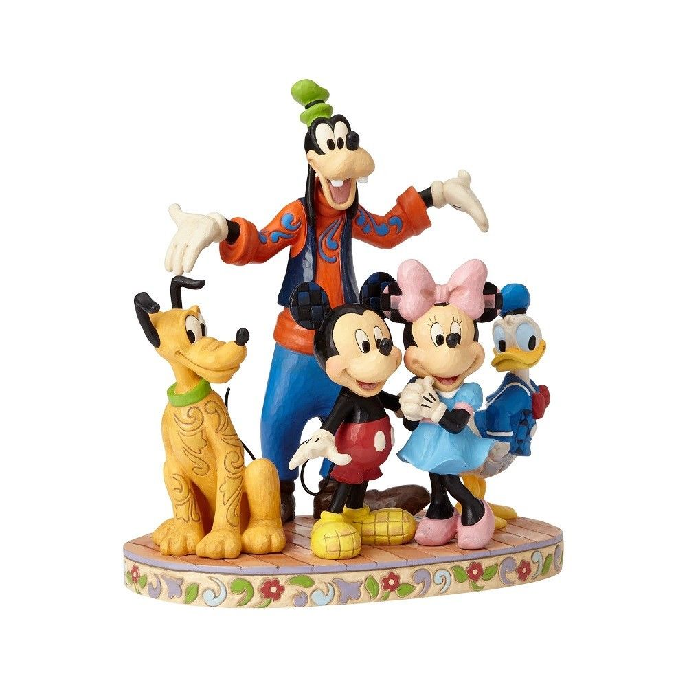afa0e7cab Disney Traditions Mickey Fab Five