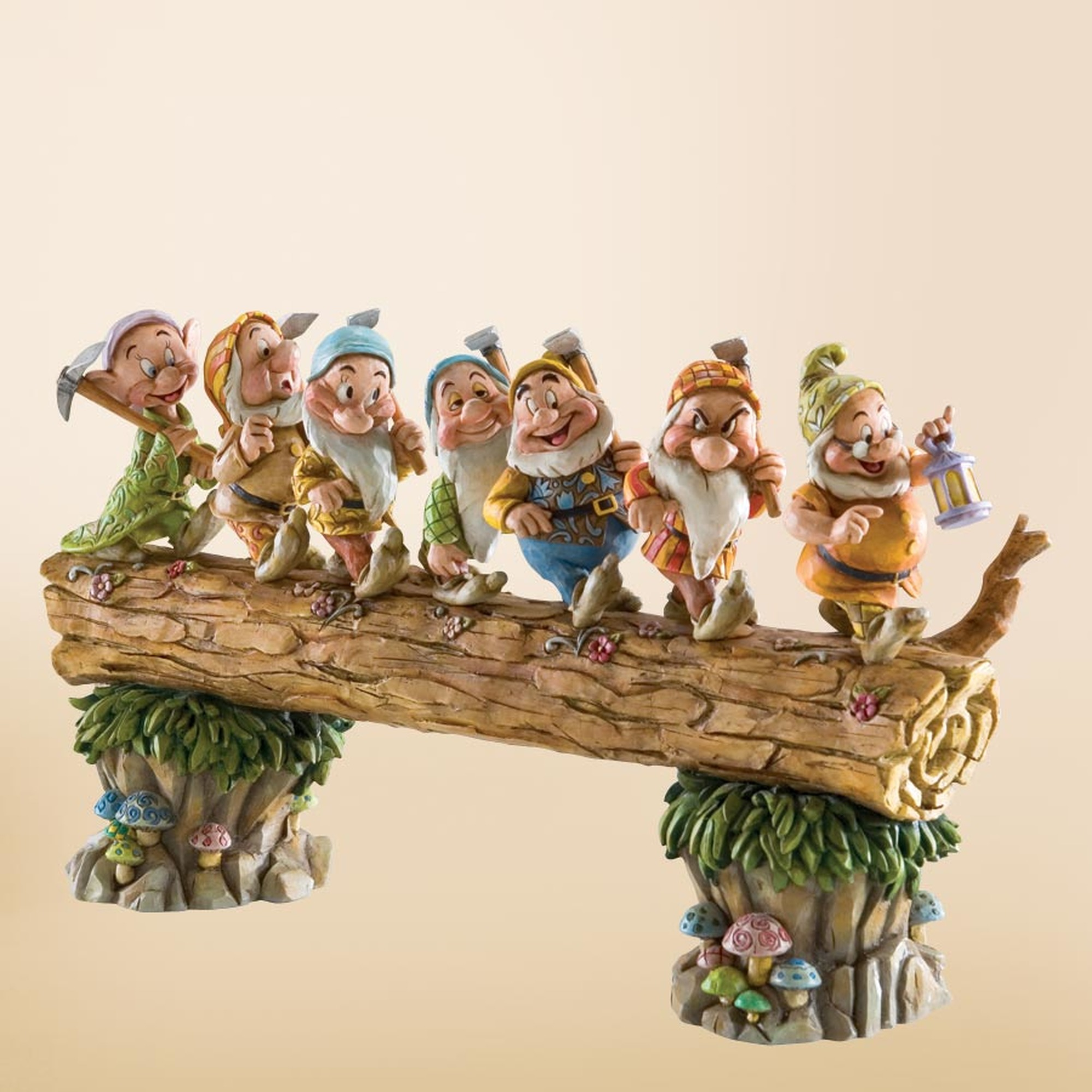 Disney Traditions Jim Shore Seven Dwarfs