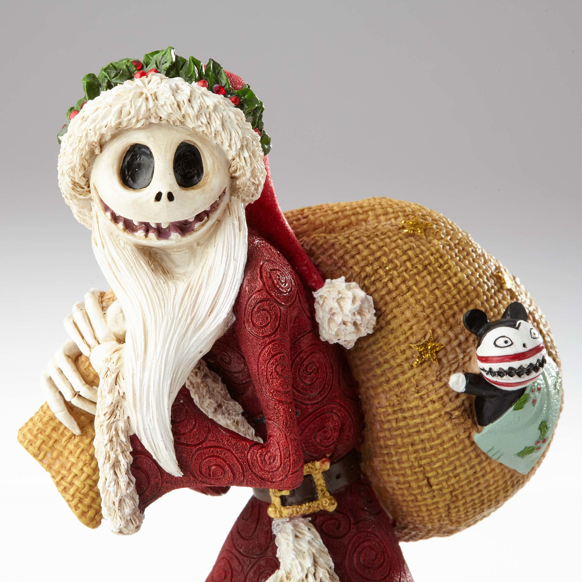Enesco - Disney Showcase Nightmare Before Christmas Santa Jack ...
