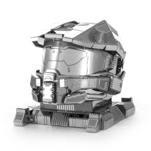 Fascinations Halo Master Chief Metal Earth Kit Fas 290