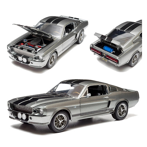 Greenlight Collectibles - Gone in 60 Seconds 2000 Movie ...