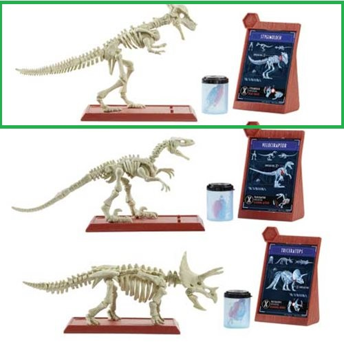Mattel Jurassic World Fallen Kingdom Stygimoloch Fossil
