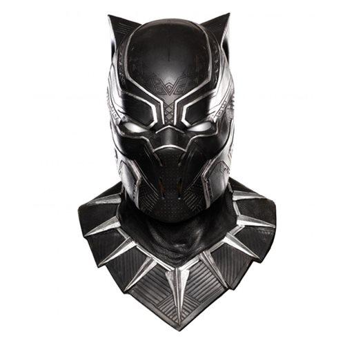 Rubies Marvel Black Panther Overhead Cowl Mask Rub 68691