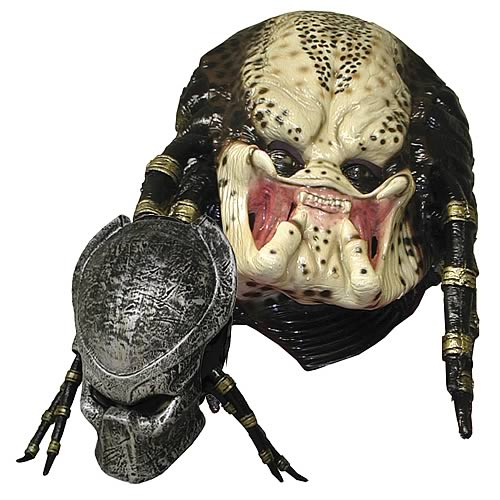Rubies Alien Vs Predator Requiem Predator Mask And